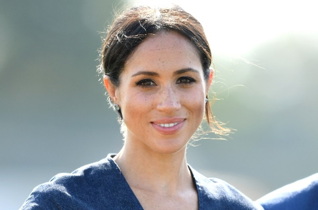 Rainy England is a distant memory as an emboldened Meghan embraces her shiny new Californian life. (Photo: Gallo Images/Getty Images)