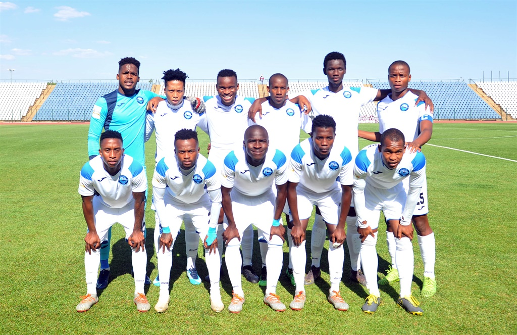 Richards Bay  Team Picture during the 2019/20  Gla
