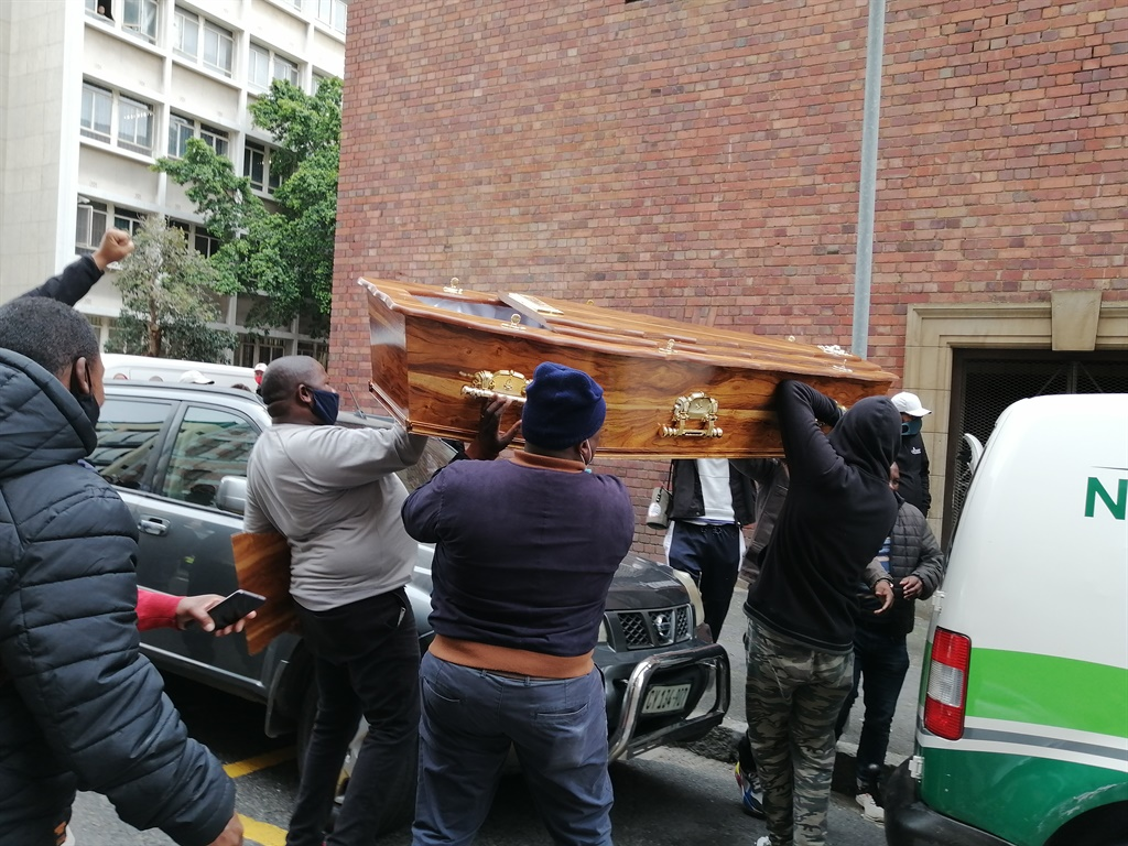 Undertakers undergo 3-day strike over inadequate working conditions.