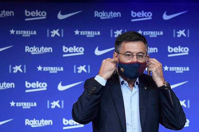 Barca president Bartomeu wants to make peace with Messi - News24