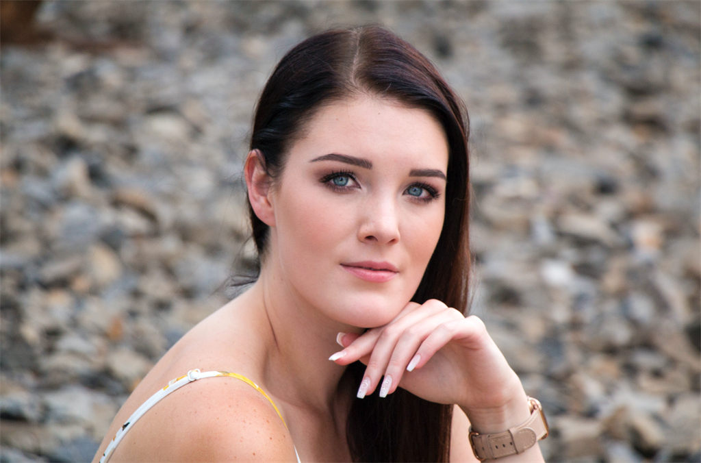 Sasha-Lee Taylor is the director of Ace Models International West Rand. Photo supplied by KDT Comms