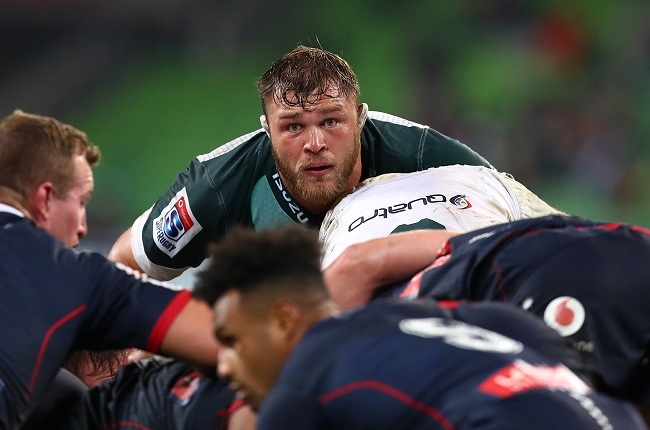 Duane Vermeulen will be at the back of the Bulls' scrum again