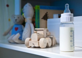 Microplastics seeping out of baby's bottle, study shows