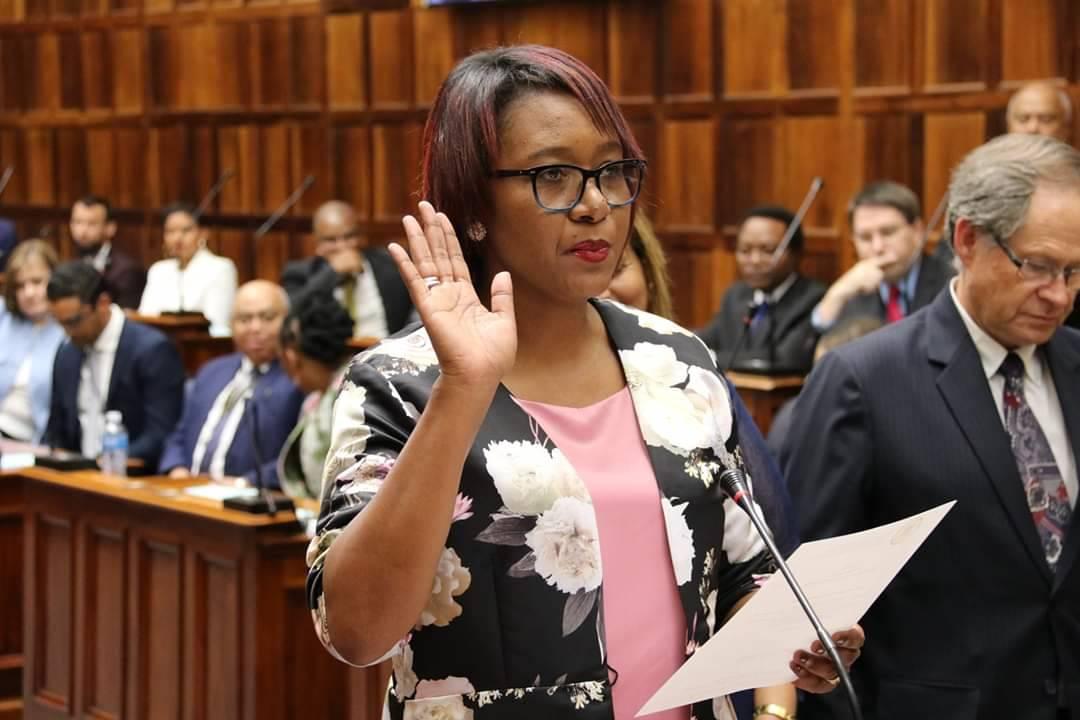 Wendy Philander, member of the Western Cape legislature. Photo: Paarl Post