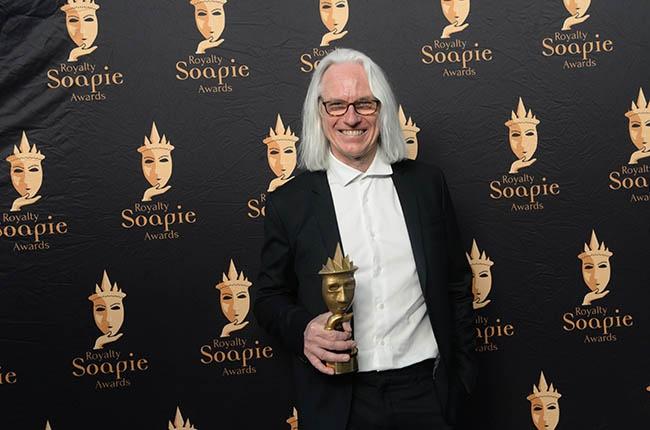 Recipient of the Lifetime Achievement Award Angus