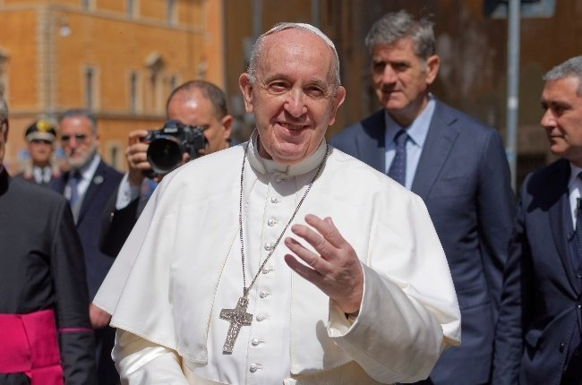 Pope Francis has shown himself to be a forward-thinking leader. (Photo: Gallo Images/Getty Images)