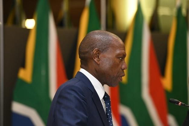 Health Minister Zweli Mkhize.