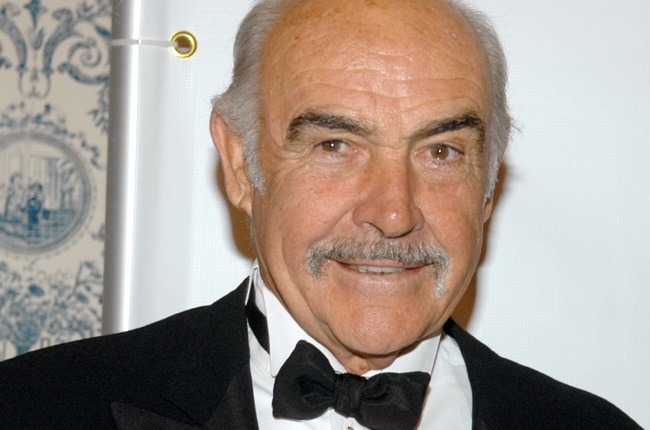 Sir Sean Connery during American-Italian Cancer Foundation Gala at The Pierre Hotel in New York City, New York, United States.