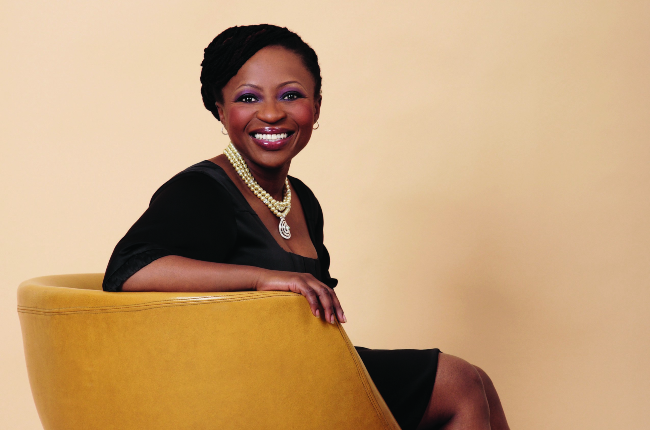 Kgomotso Matsunyane is one of the hosts of the new show.