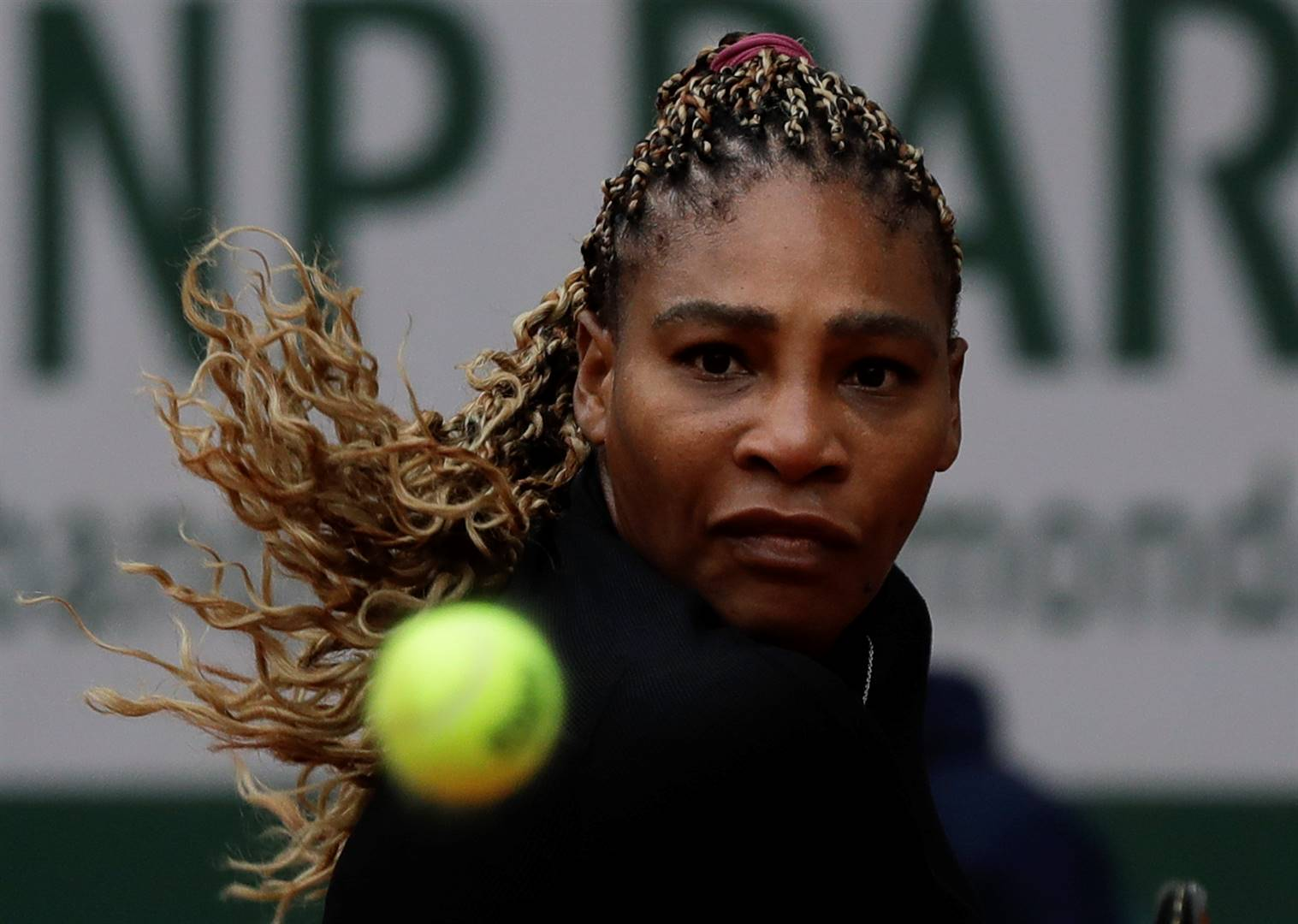 Serena Williams is one of the highest-paid female athletes in the world. Photo: AP