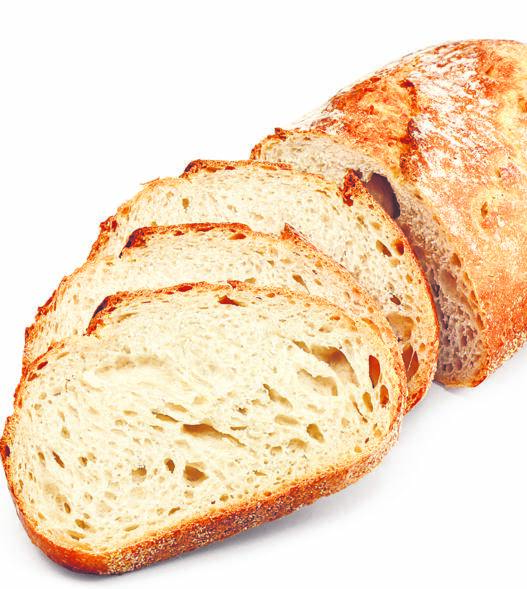 Even most of those suffering from a severe form of gluten intolerance can enjoy sourdough bread.