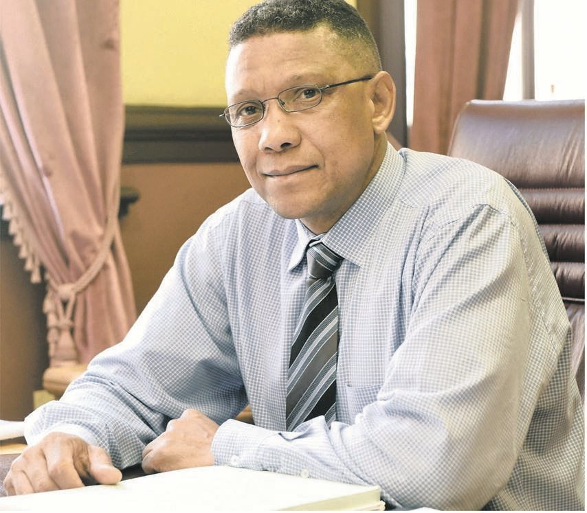 The DA's Randall Williams was voted in as executive mayor of Tshwane