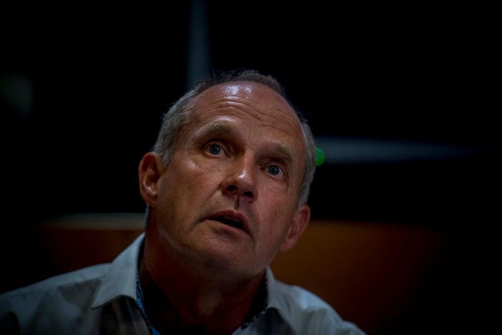 Capitec CEO, Gerrie Fourie Photo: Jaco Marais/Foto24/Gallo Images/Getty Images