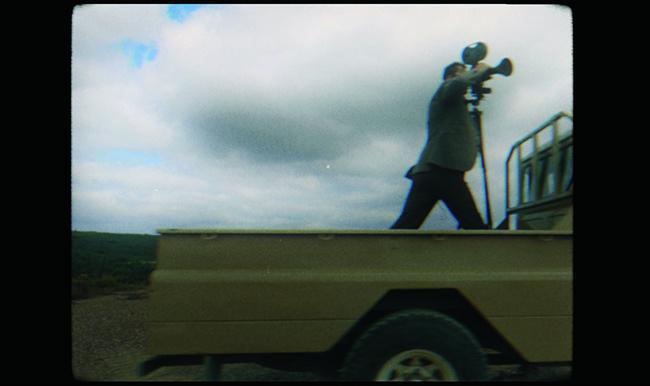 A still from the new Afrikaans film, Wesens. (Photo: Ambassadeur)