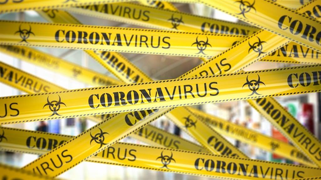 Caution: coronavirus