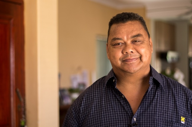 Paul Talliard from Diep River in Cape Town runs the award-winning social enterprise Hands of Honour. (Photo: Supplied)