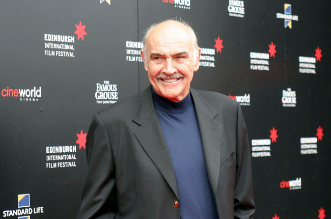 Sean Connery lost his battle to dementia recently (Photo: Gallo Images/Getty Images)