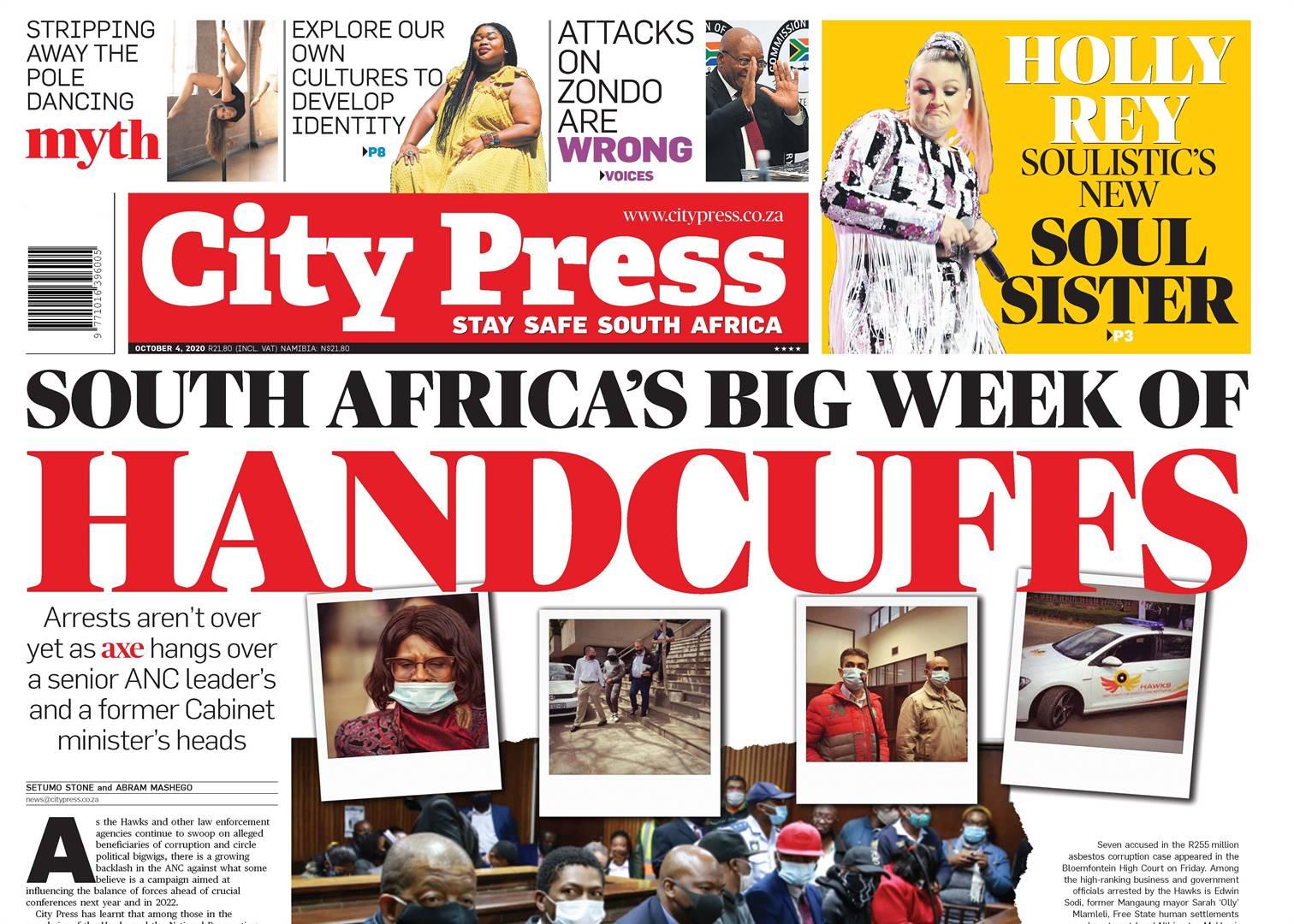 City Press   October 4 2020
