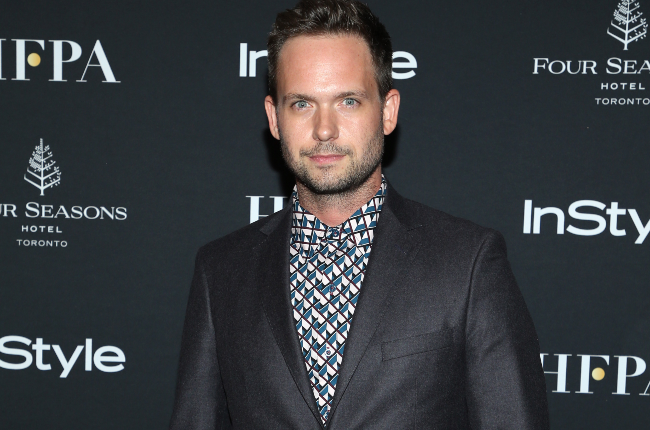 Patrick J Adams (Photo: GALLO IMAGES/GETTY IMAGES)