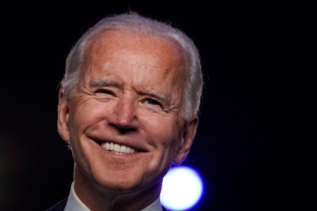 President-elect Joe Biden. (Photo by Drew Angerer/Getty Images)