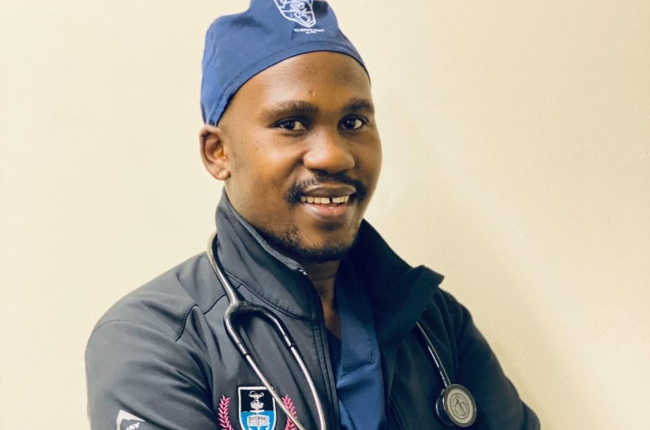 A Cape Town doctor shares how he has adjusted to living with a heart condition for the past seven years.