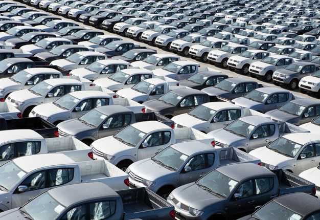 <b>MILLIONS OF CARS IN SA:</B>According to eNatis, there are more than 12-million vehicles registered in South Africa. <I>Image: Motorpress</I>