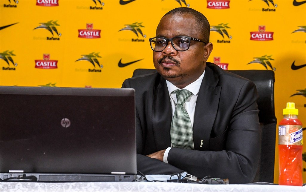 Safa acting chief executive Tebogo Motlanthe said Safa has to promote and not deny the opportunity to the teams which must be promoted to the GladAfrica Championship.  Picture: Sydney Seshibedi/Gallo Images