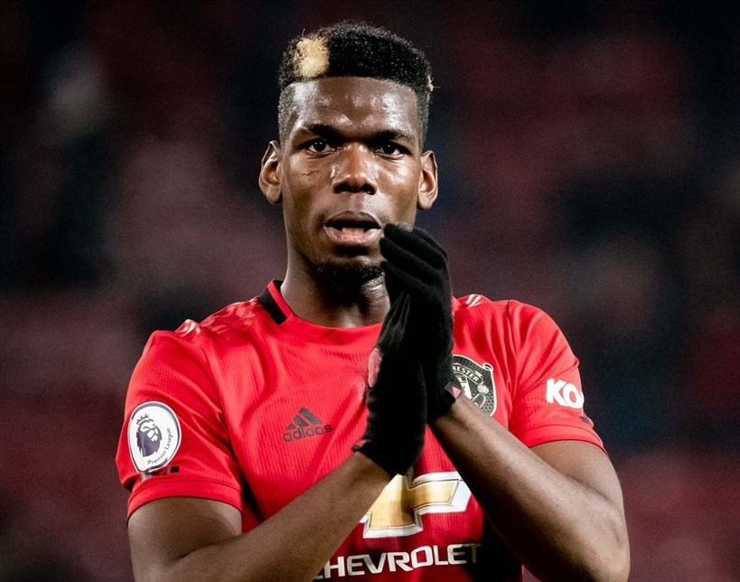 Paul Pogba reveals his intentions to join Real Madrid. Picture: Getty Images