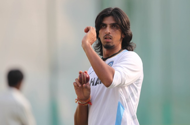 Ishant Sharma. (Photo by Satish Bate/Hindustan Times via Getty Images)