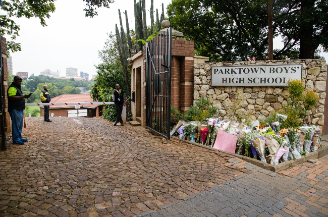 Parktown Boys' High principal fired for charges related to Enock Mpianzi death.