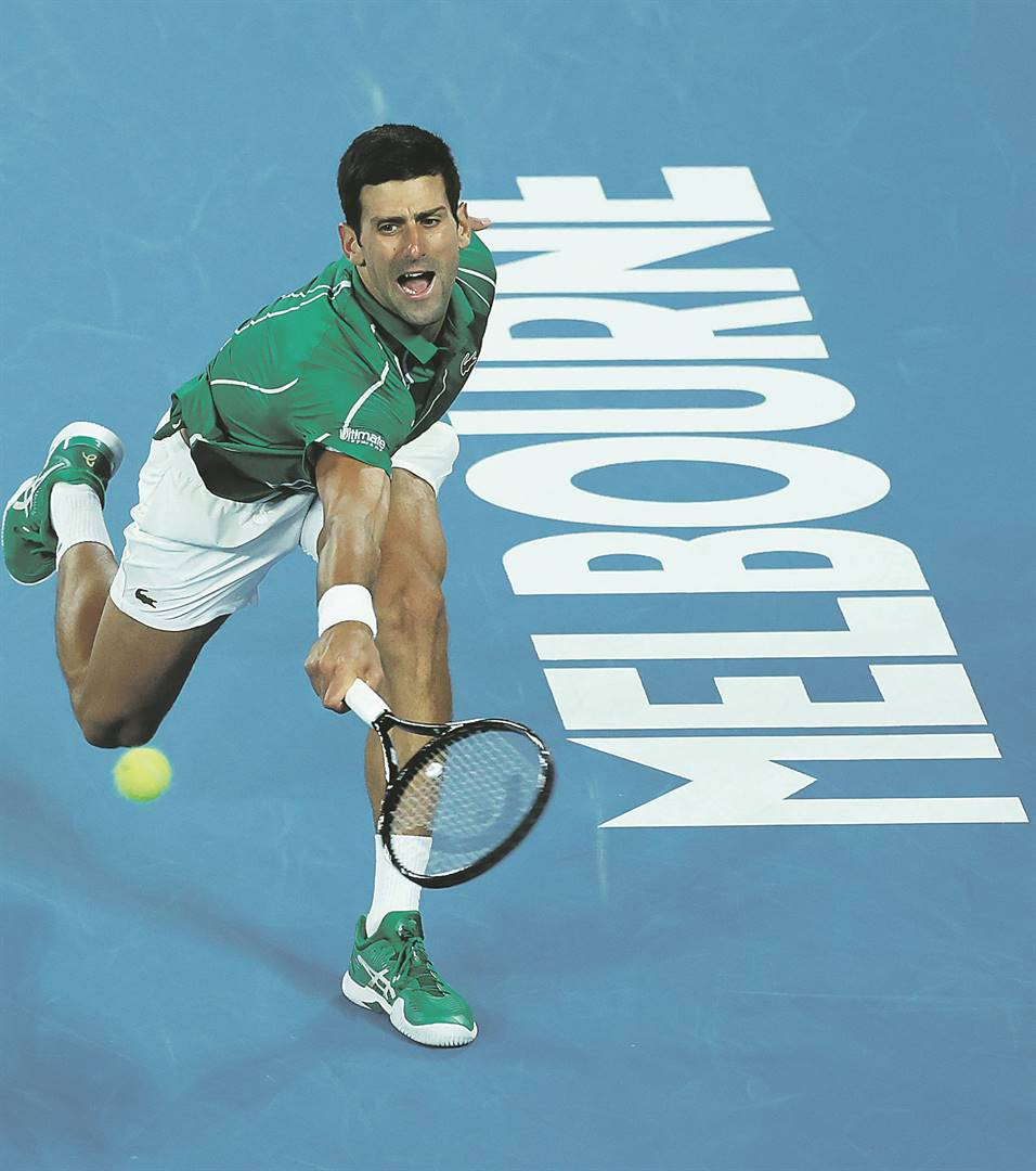 Novak Djokovic is heading into the year-ending tournament with a top ranking already secured. Picture: Cameron Spencer / Getty Images