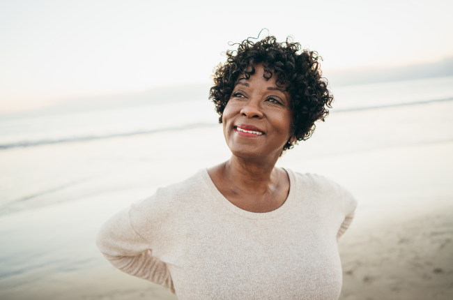Hormone therapy can help women through the changes during menopause.