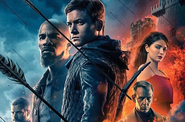 The cast of Robin Hood.