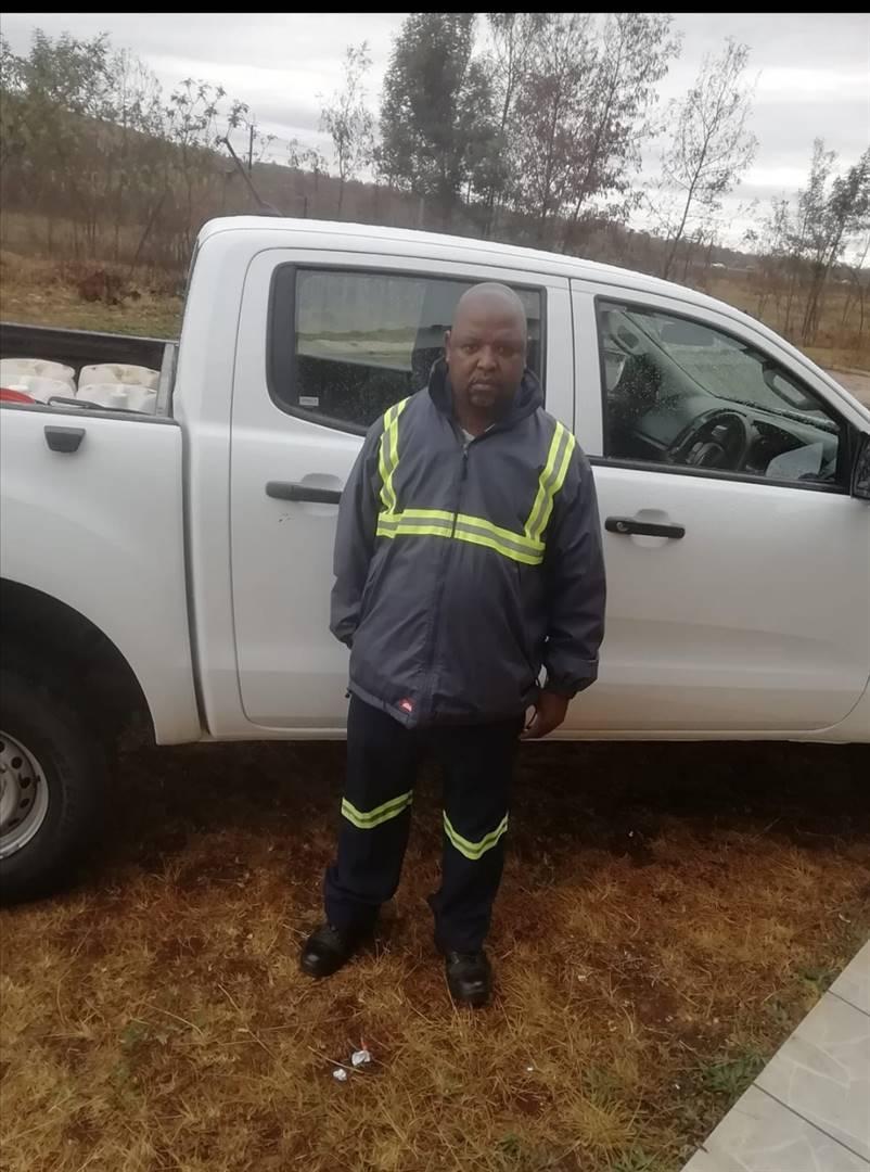 Induna Richard Bonginkosi Dlomo was shot dead at his home on Friday night.