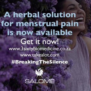 A herbal solution for menstrual pain. (Image: Supplied)