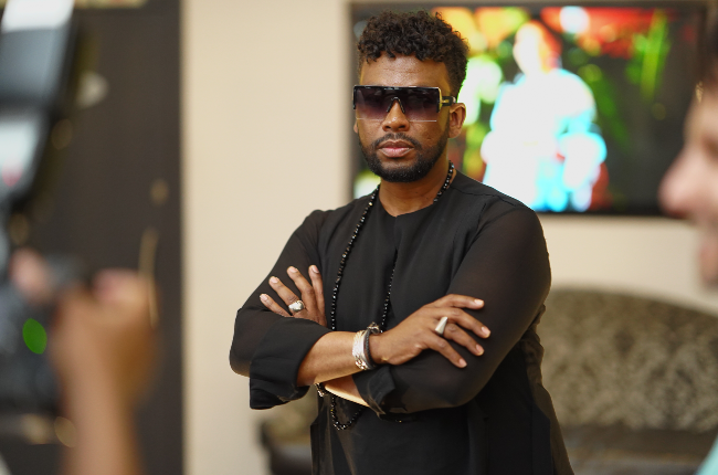 Designer David Tlale is all about creating a legacy.