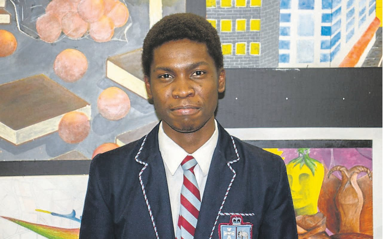 Alexandra High School pupil, Bilinge Magomba will be heading to the USA next year to study film and television production as part of a scholarship he received.