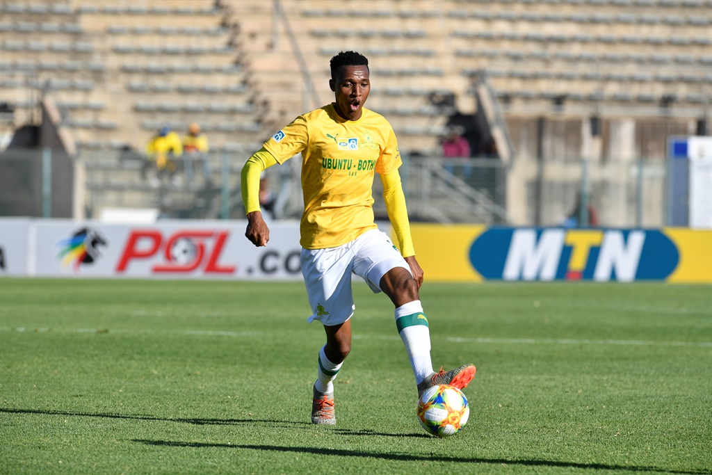 Sammy Seabi joins Swallows on loan from Sundowns and is ready to compete. Picture: Lefty Shivambu / Gallo Images