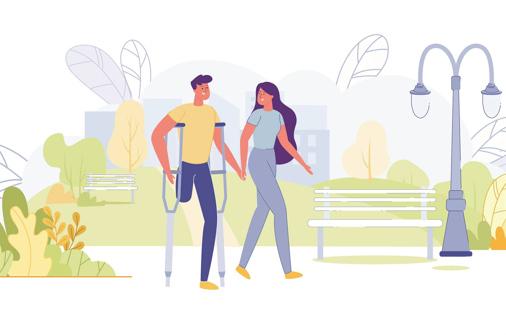 Balancing act Trying to date as a woman in your thirties is a challenge on its own; add a disability to that and it's a whole other story Picture: iStock