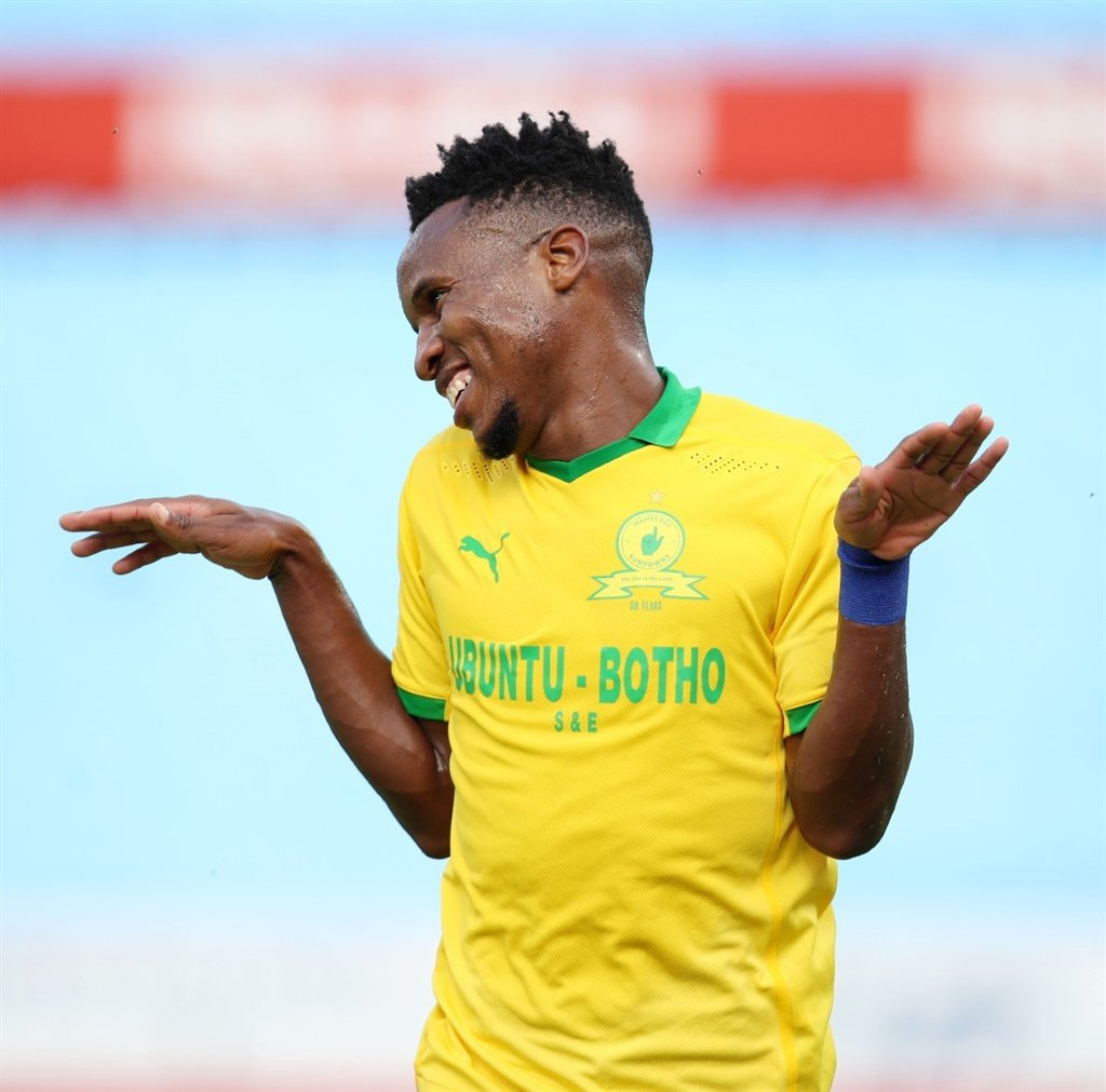 PSL footballer of the season Themba Zwane. Picture: Gallo Images