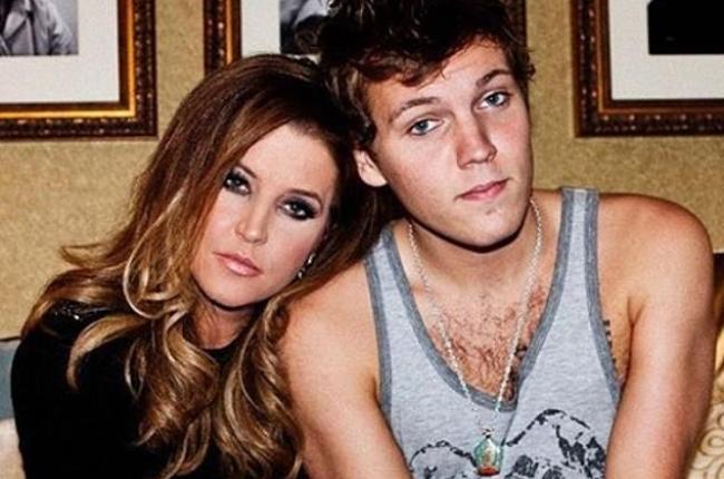 Lisa Marie Presley with her late son Benjamin Keough in 2012 (Photo: Lisa Marie Instagram)