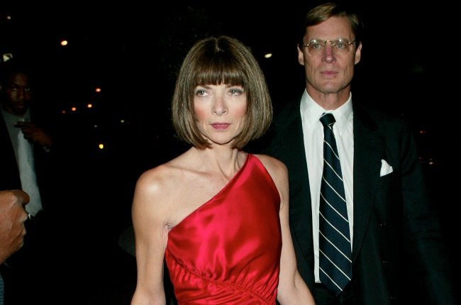Vogue icon, Anna Wintour and her partner Shelby Bryan have separated after over two decades together. (PHOTO: Getty Images / Gallo Images)