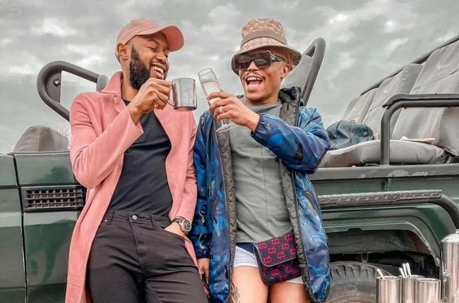 A Look Inside Somizi And Mohale S Romantic Treehouse Getaway Channel
