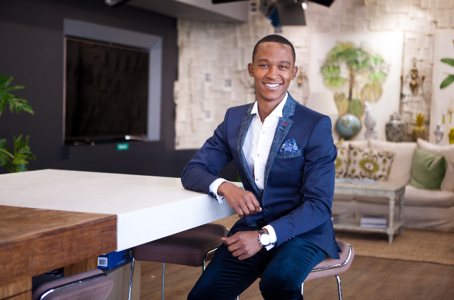 Katlego Maboe faced backlash after he admitted to cheating on his partner in a confrontation video (Photo: Misha Jordaan)
