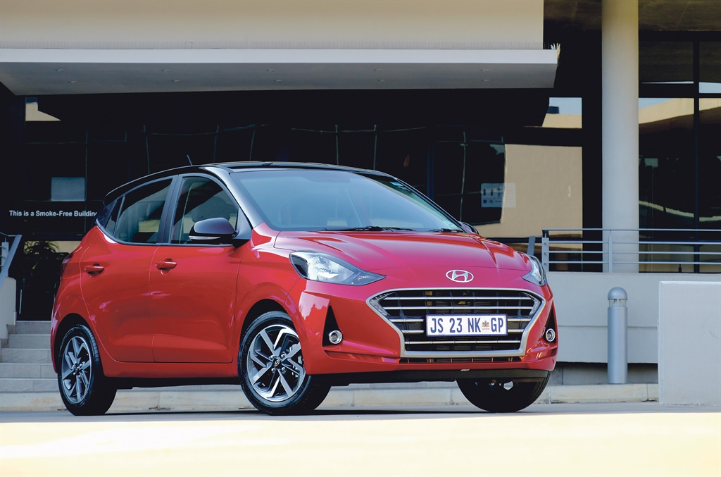 If you're looking for a new car in the budget segment, the new Hyundai Grand i10 ticks all the boxes. Pictures: Supplied