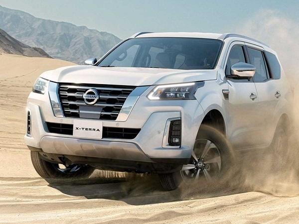 Nissan se nuwe X-Terra