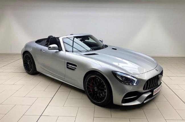 Mercedes,amg,gt c roadster