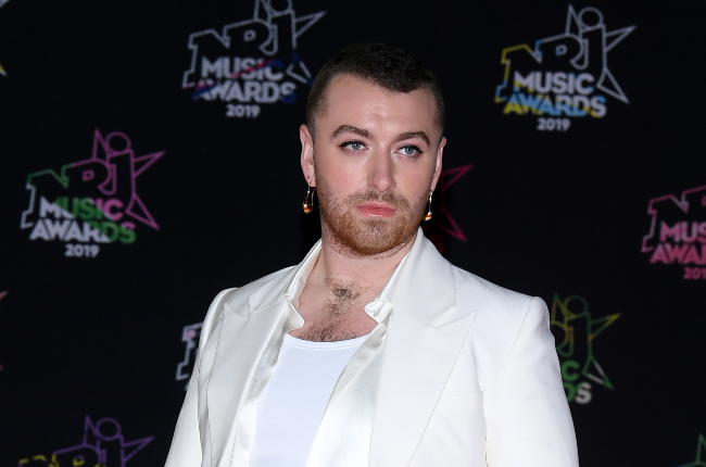 Sam Smith recently revealed that they underwent hair transplant surgery after two years of dealing with hair loss (Photo: Getty Images/Gallo Images)