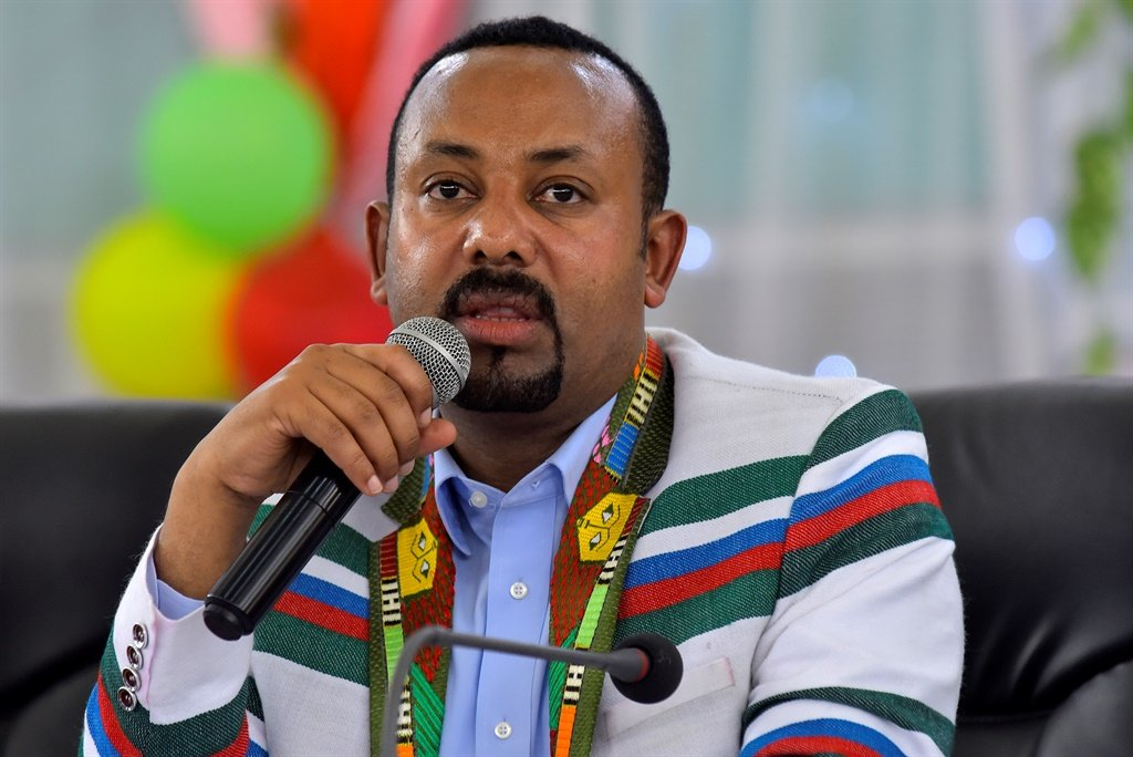 Ethiopian Prime Minister Abiy Ahmed. Picture: Michael Tewelde/ AFP