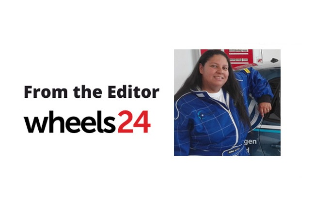Wheels24 editor, Janine Van der Post